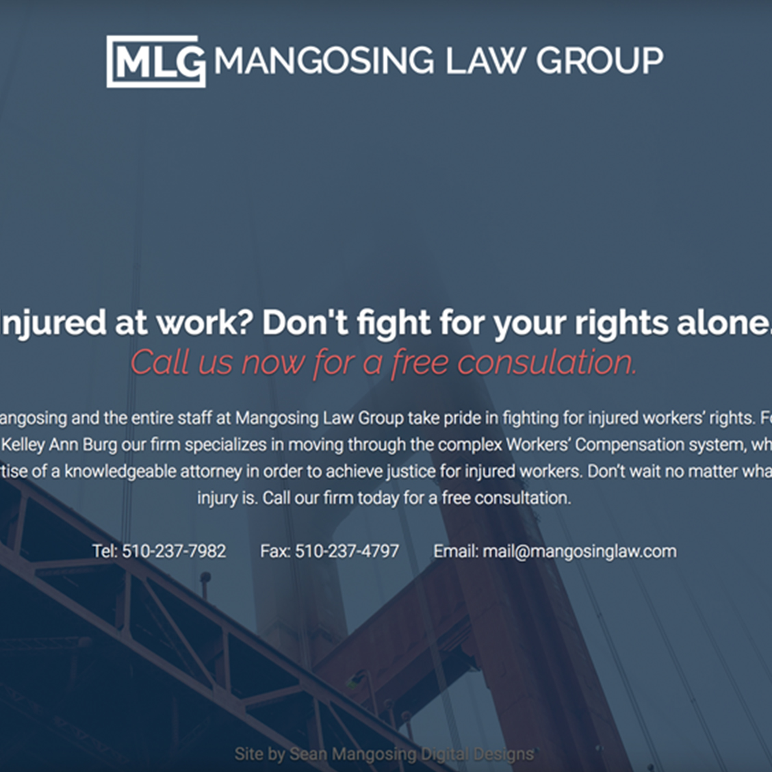 Mangosing Law Group